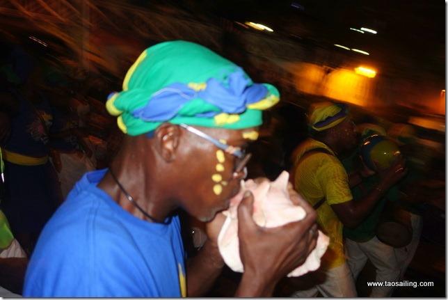 Carnaval au Gosier