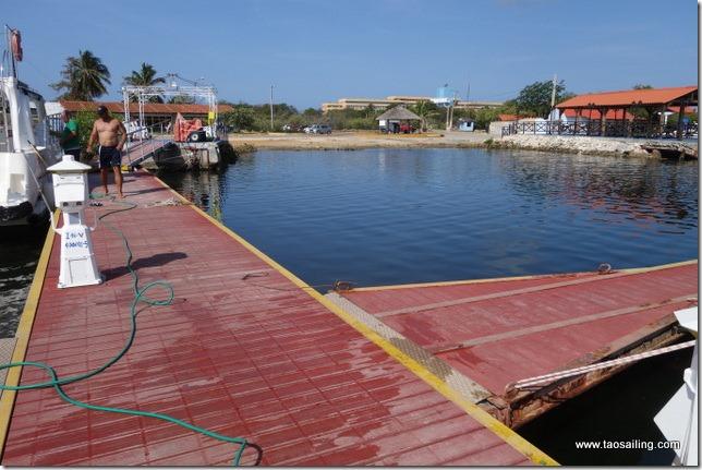 Marina del Marlin