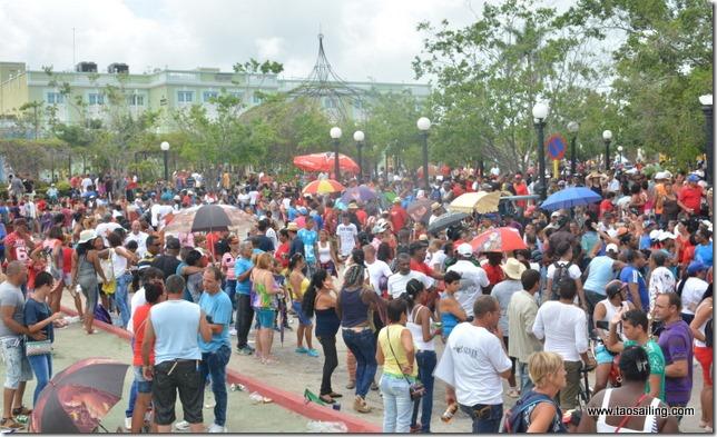 Trinidad place de Cespedes